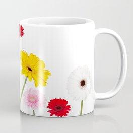 Colorful gerbera daisies Coffee Mug