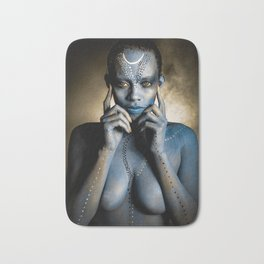 High Priestess - Beauty By Tarot Bath Mat