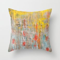 abstract 700 Throw Pillow