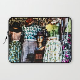 Vintage Fashion Laptop Sleeve