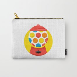 Gumballer Machine Carry-All Pouch