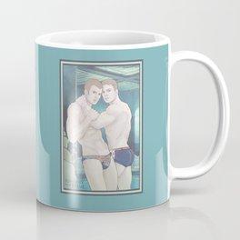 Johnny and Steve Coffee Mug