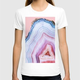 Agate Beauty #Glam collection T-shirt