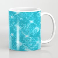skyfall Mugs featuring SkyFall by KRArtwork