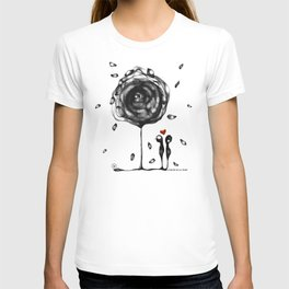 """""""L'amore accade"""" T-shirt"""