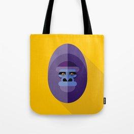 Gorilla gorilla Tote Bag