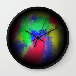 Abstract circle Wall Clock