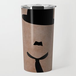 chaplin brown Travel Mug
