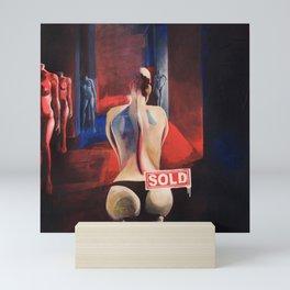 La Musa / The Muse Mini Art Print
