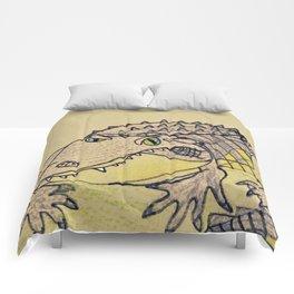 Grumpy Gator Comforters