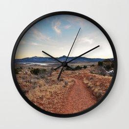 Hike Wall Clock