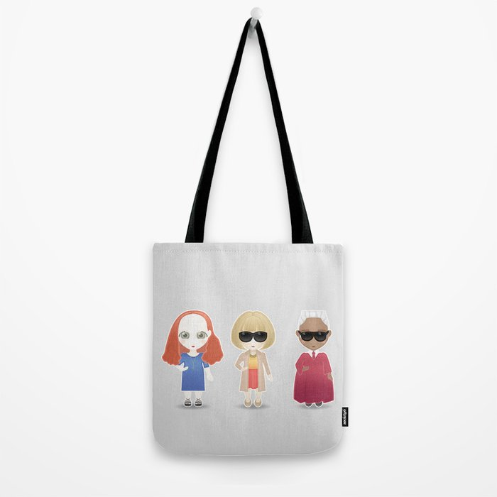 Vogue Tote Bag