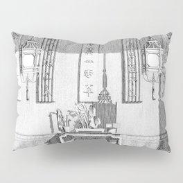 Garth antique fine art print Pillow Sham