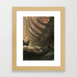 ARK Framed Art Print