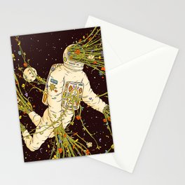 Still Living (Out of Body) Stationery Cards