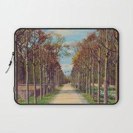 walk straight ahead Laptop Sleeve