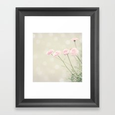 Wishful Framed Art Print