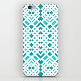 Geometric Webbing iPhone Skin