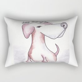 Chappy Rectangular Pillow
