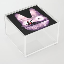 Midnight Delivery Acrylic Box