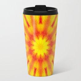 Mandala Fire Travel Mug