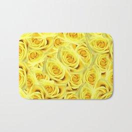 Candlelight Roses Bath Mat