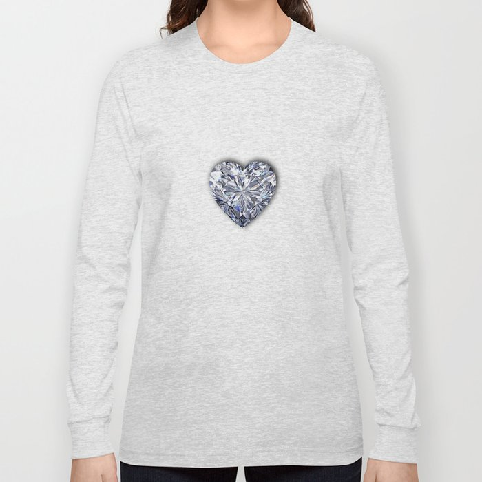 Diamond Love Long Sleeve T-shirt