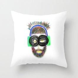 Savior - 1 Throw Pillow