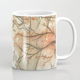 Autumn girl Coffee Mug