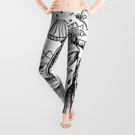 Margarita Philosophica Leggings