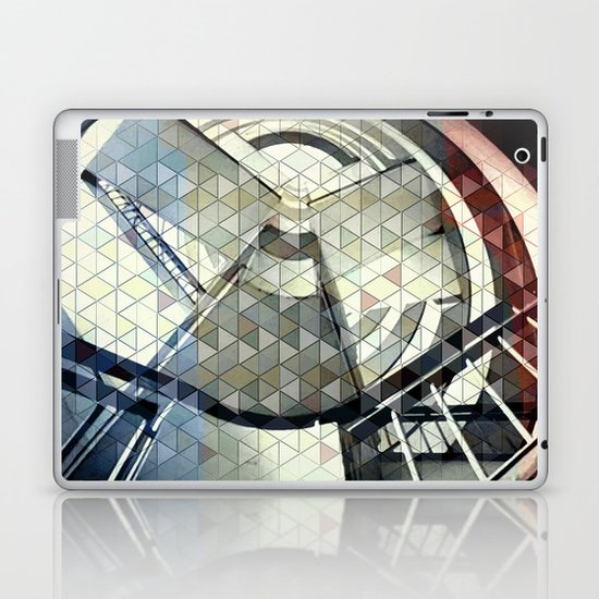 Well of dreams Laptop & iPad Skin