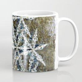 Christmas - Crystal Snowflake Tree D66 Coffee Mug