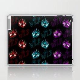 Wild crazy cherry Laptop & iPad Skin
