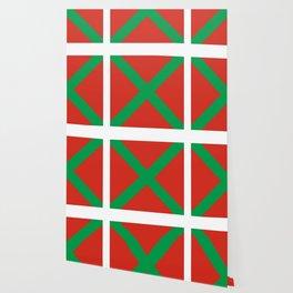 Flag of Euskal Herria-Basque,Pays basque,Vasconia,pais vasco,Bayonne,Dax,Navarre,Bilbao,Pelote,spain Wallpaper