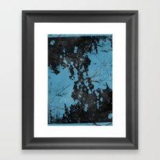 grunge Framed Art Print