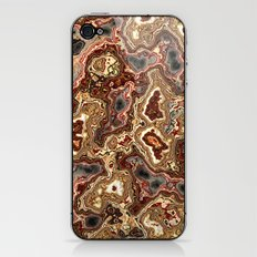 Stone Art Abstract iPhone & iPod Skin