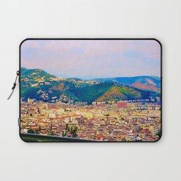 Italian Cityscape Laptop Sleeve