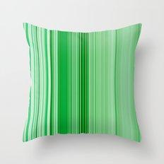 green friday Throw Pillow