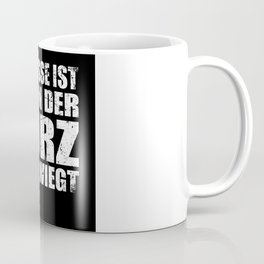 Shit Is When The Fart Weighs Retro Vintage Coffee Mug