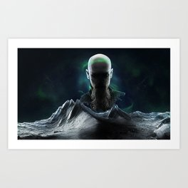 Unexpected II Art Print