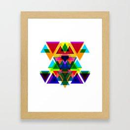 KALEIDOS Framed Art Print