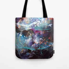The nordic whale song 1 Tote Bag