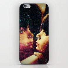 Face in the Space iPhone & iPod Skin