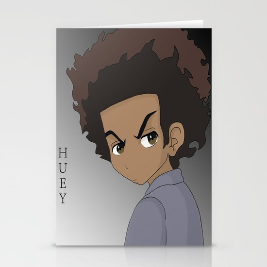 The Boondocks Stationery Cards