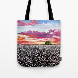 Harvest Sunset Tote Bag
