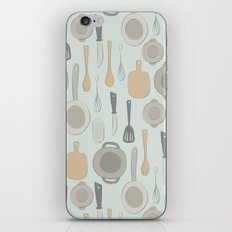 kitchen iPhone & iPod Skin