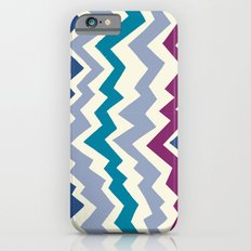 Abstract Mountain Pattern iPhone 6s Slim Case
