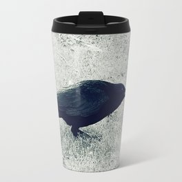 dark crow Travel Mug