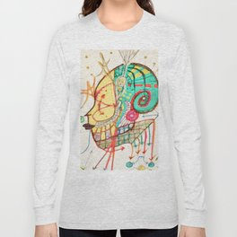 Suspended Long Sleeve T-shirt