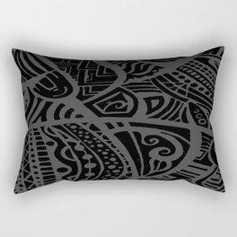 Abstractish 4 Rectangular Pillow
